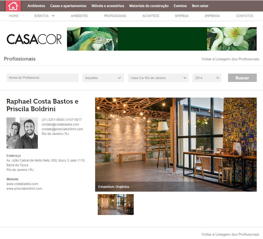 Site Casacor